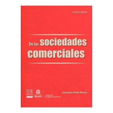 de-las-sociedades-comerciales-8a-edicion--9789587714623