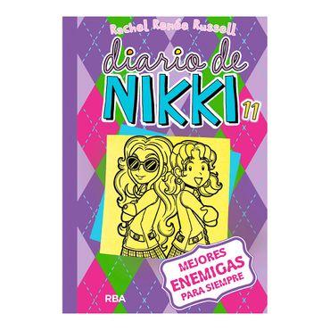 diario-de-nikki-11-mejores-enemigas-para-siempre-9788427211261
