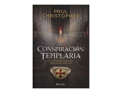 la-conspiracion-templaria-9788416691340