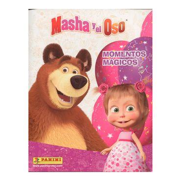 album-masha-y-el-oso-momento-magicos-8018190070231