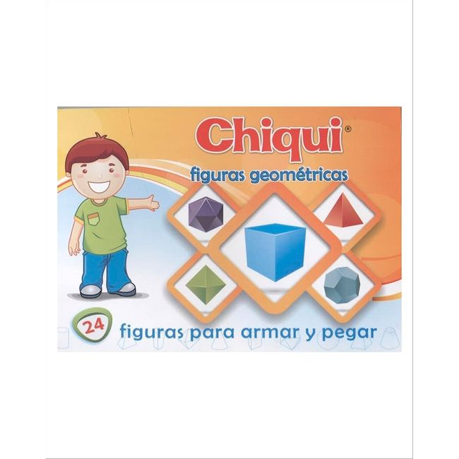 Chiqui Figuras Geométricas Panamericana