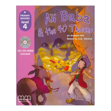 ali-baba-the-40-thieves-an-arabian-tale-primary-readers-level-4--9789604432912