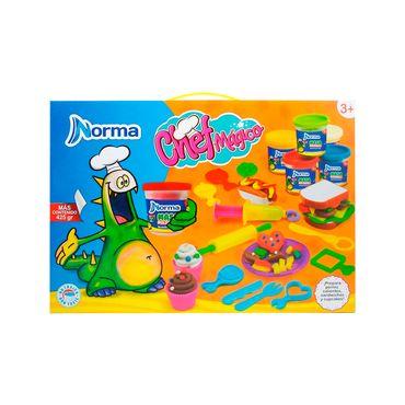 kit-de-plastilina-moldeable-chef-magico-norma-7702111464360
