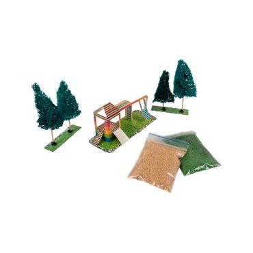 kit-de-parque-de-17-piezas-para-maqueta-escala-1-75-7707180000167