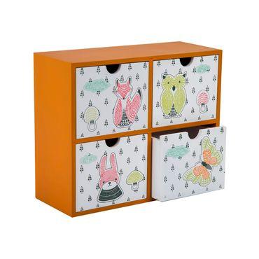 organizador-con-4-cajones-en-mdf-color-naranja-7701016084239