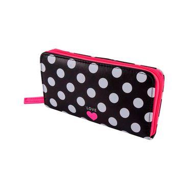 billetera-larga-para-mujer-polka-dots-color-negro-con-blanco-6900005001603