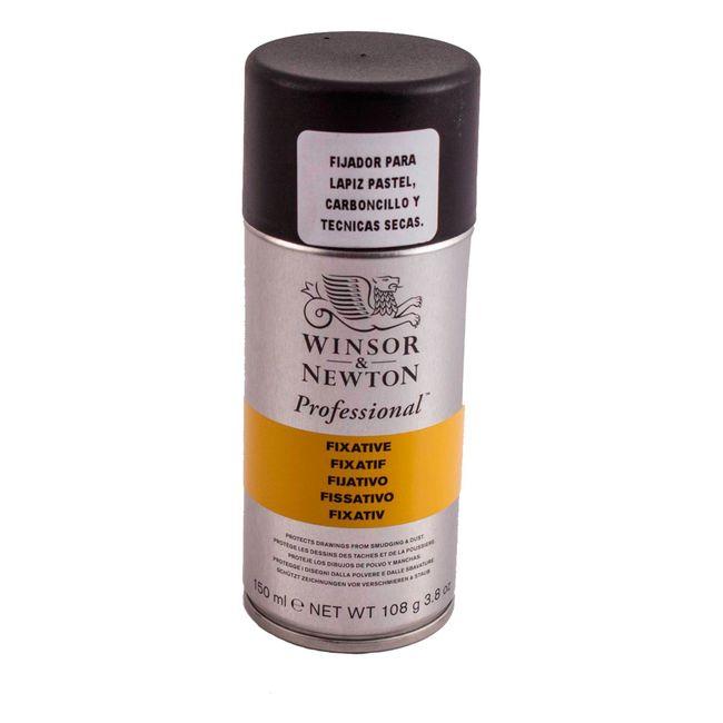 Fijador profesional en aerosol Winsor   Newton de 150 ml - Panamericana 390164414c31d