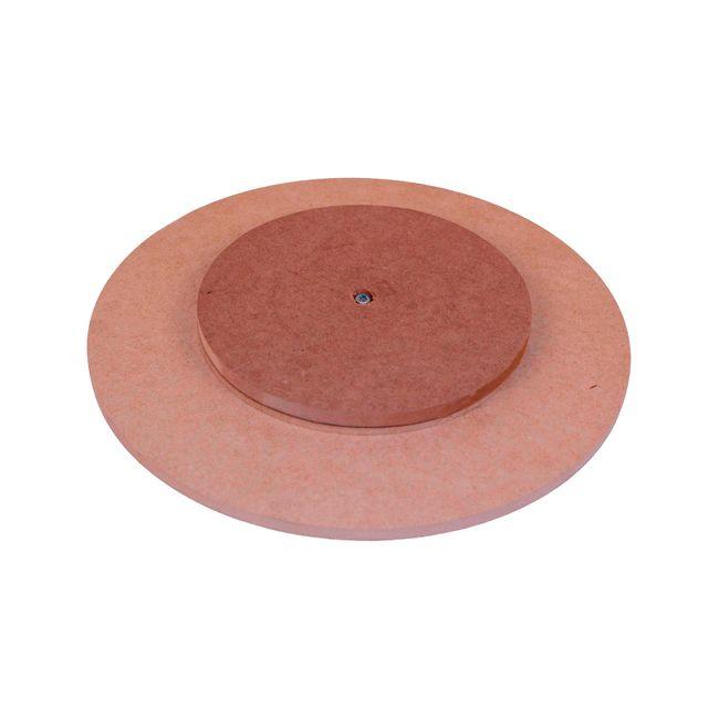 628674250 Proyecto en madera quesera de 30 cm - Panamericana