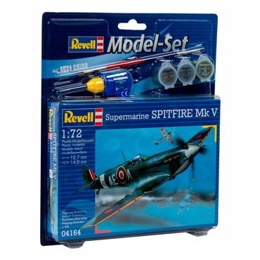 modelo-revell-para-armar-de-avion-spitfire-mk-v-4009803641645