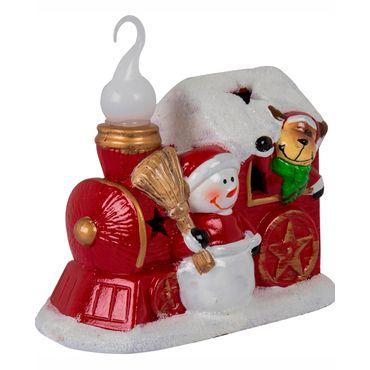 tren-con-hombre-de-nieve-y-reno-de-14-cm-fabricado-en-ceramica-7701016919920