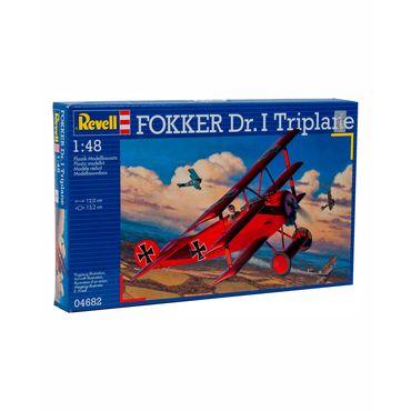 modelo-revell-para-armar-del-fokker-dr-i-triplane-4009803046822