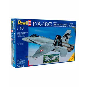 modelo-revell-para-armar-de-avion-f-a-18c-hornet-swiss-4009803048741