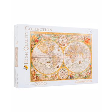 rompecabezas-clementoni-de-2-000-pzs-mapa-antiguo-8005125325573