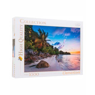 rompecabezas-x-1-000-piezas-clementoni-tropical-idyll-8005125393374