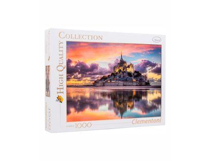 rompecabezas-clementoni-de-1-000-pzs-le-magnifique-mont-saint-michel-8005125393671