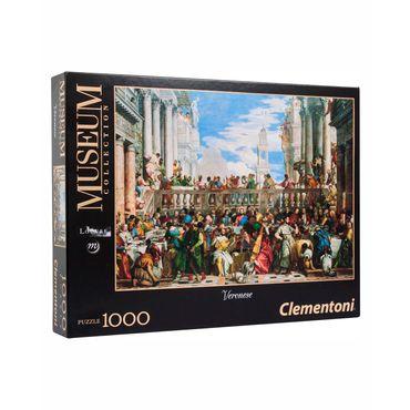 rompecabezas-x-1-000-piezas-clementoni-the-wedding-at-cana-8005125393916