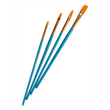 set-de-pinceles-planos-studmark-por-4-uds--7453015129885