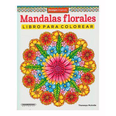 Mandalas De Fantasía Libro Para Colorear Panamericana