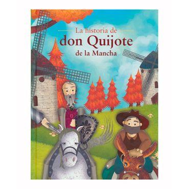la-historia-de-don-quijote-de-la-mancha-9789583055744