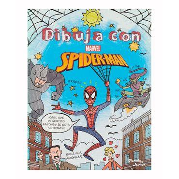 dibuja-con-spider-man-9789584260475