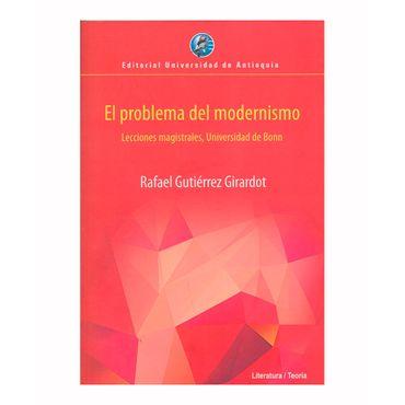 el-problema-del-modernismo-9789587147377