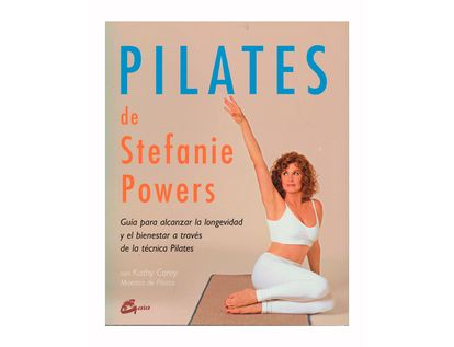 pilates-de-stefanie-powers-9788484451129