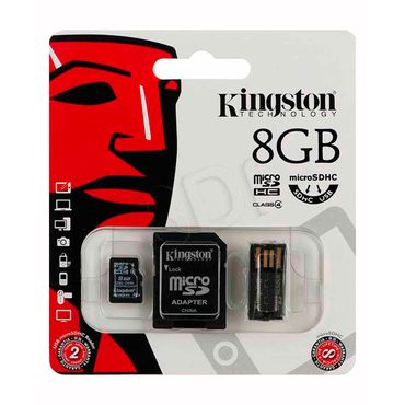 memoria-micro-sdhc-kingston-de-8-gb-con-adaptador-usb-y-sd-740617182941