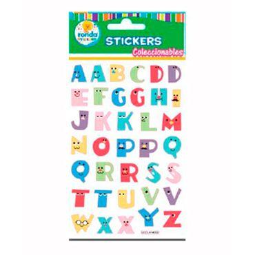 stickers-coleccionables-de-letras-de-colores-ronda-673110259