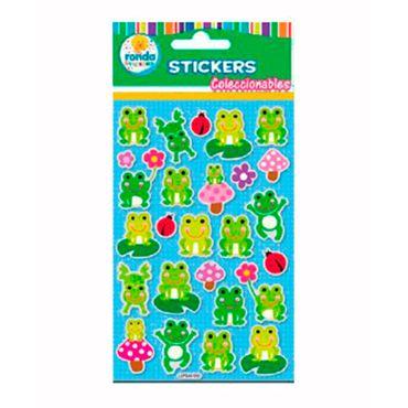 stickers-coleccionables-de-ranas-ronda-673110280