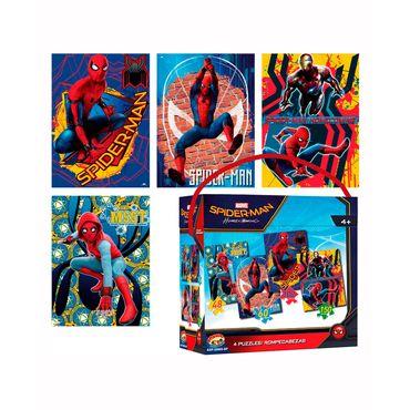 rompecabezas-4-en-1-spiderman-9033343209657