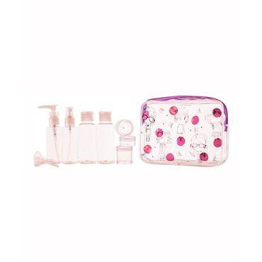 kit-de-recipientes-para-viaje-11-piezas-nina-cremallera-lila-7701016127776