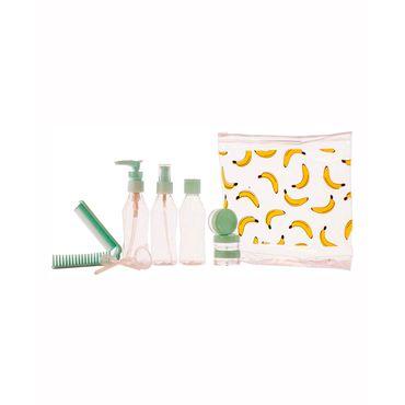 kit-de-recipientes-para-viaje-11-piezas-banana-7701016127653