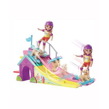 barbie-club-chelsea-con-pista-de-patinaje-887961436525