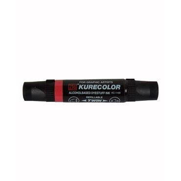 marcador-zig-kurecolor-twin-268-color-rojo-4901427918915