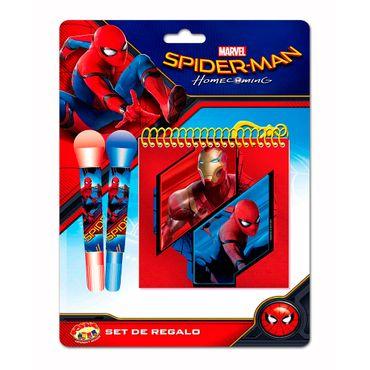 set-de-escritura-3-piezas-spiderman-7515500037300