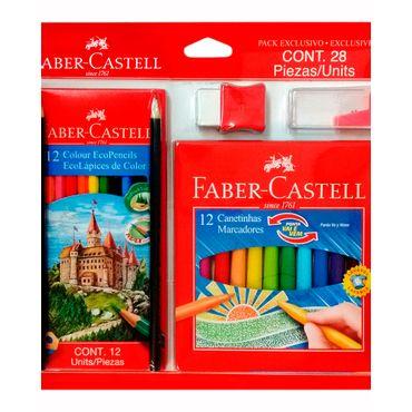 set-de-plumones-colores-faber-castell-7891360644316