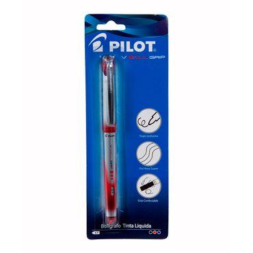 boligrafo-rojo-pilot-v-ball-grip-7707324370491