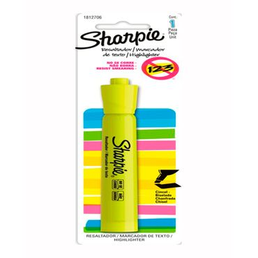 resaltador-grueso-sharpie-amarillo-71641027725