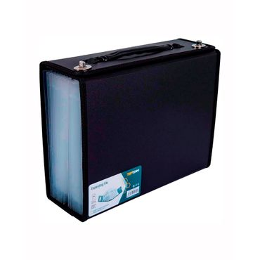 archivador-fuelle-a4-25-bolsillos-negro-6932717101395
