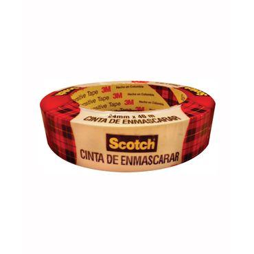 cinta-adhesiva-de-enmascarar-beige-scotch-ref-613-7702098006133