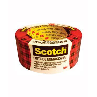 cinta-adhesiva-de-enmascarar-beige-scotch-ref-0782-7702098007826