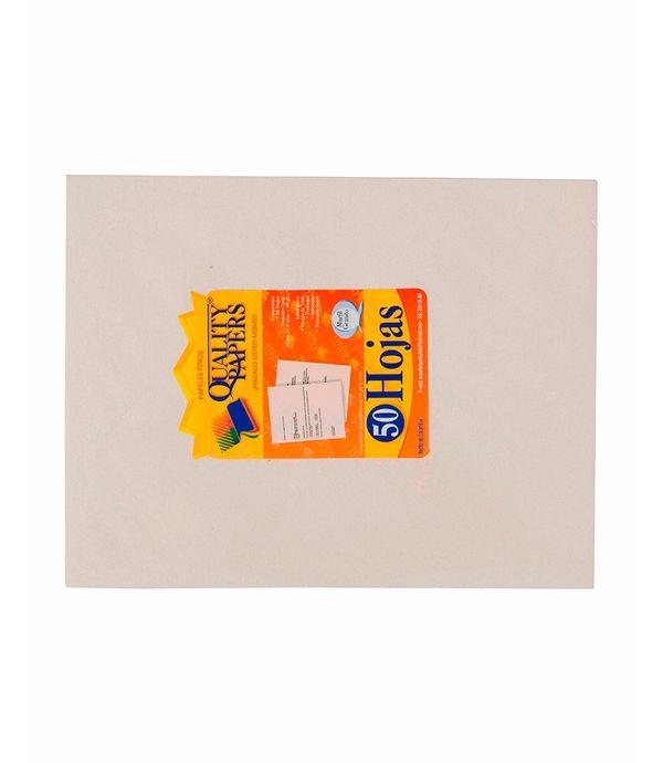 Papel Marfil Granito Kimberly De 50 Hojas Tamaño Carta