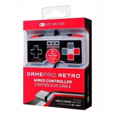 control-alambrico-para-consola-nes-my-arcade-845620029280