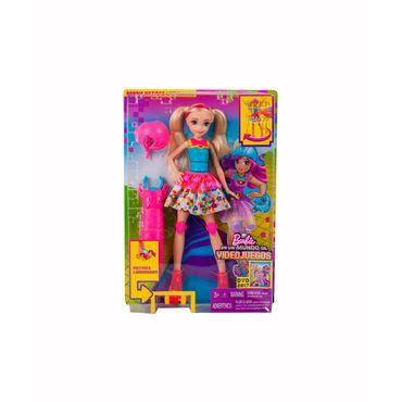 muneca-barbie-en-un-mundo-de-videojuegos-patines--887961365771