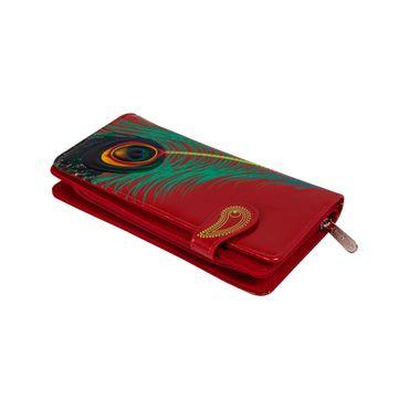 billetera-shag-wear-diseno-de-pluma-color-vino-tinto-841273084225