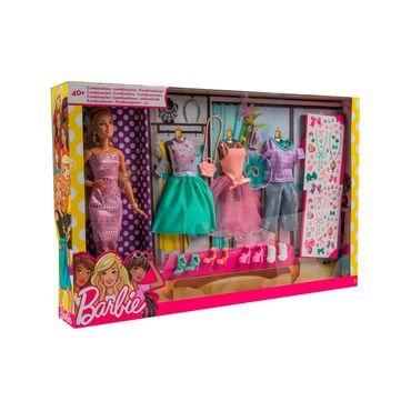 muneca-barbie-fashionista-con-set-de-accesorios-887961370706