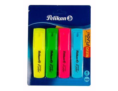 resaltador-pelikan-x-4-colores-7703064002418