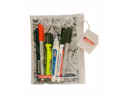 set-de-escritura-edding-x-6-piezas-7709040274107