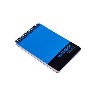 libreta-mini-esp-10x15cm-80-hojas-blanco-soho-azul-8412885114741