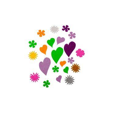 figura-caucho-espuma-flores-y-corazon-escarchados-7453015126709